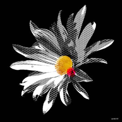 Fleur Métal II - 2017