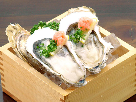 真牡蠣ポン酢