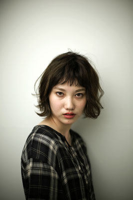 Halo hair design × タキザワフミオ