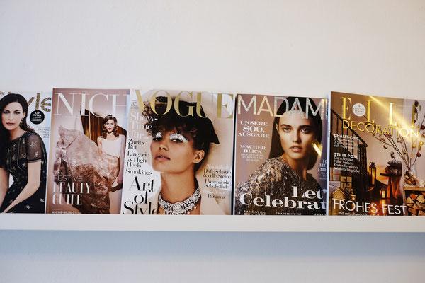 Gloria Keser - Zeitschriften