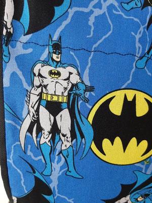 Tablier de cuisine noir Batman fabrication française