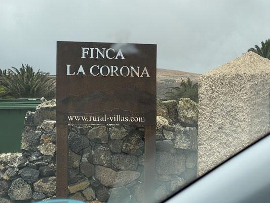 Das Thema Corona ist natürlich auch hier allgegenwärtig ...
