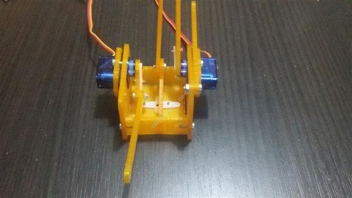 Satılık Robot Kol Projesi