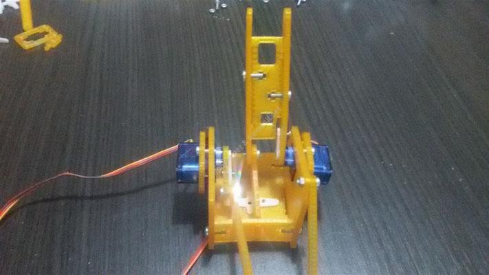 Satılık Arduino Robot Kol Projesi