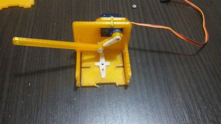 Kolay Robot Kol Projesi