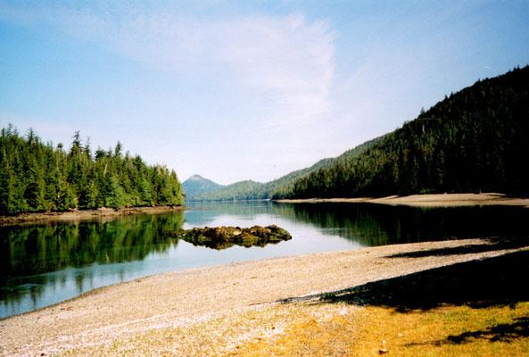 Gwaii Haanas, Haida Gwaii (Queen Charlotte Islands,  BC, Canada)