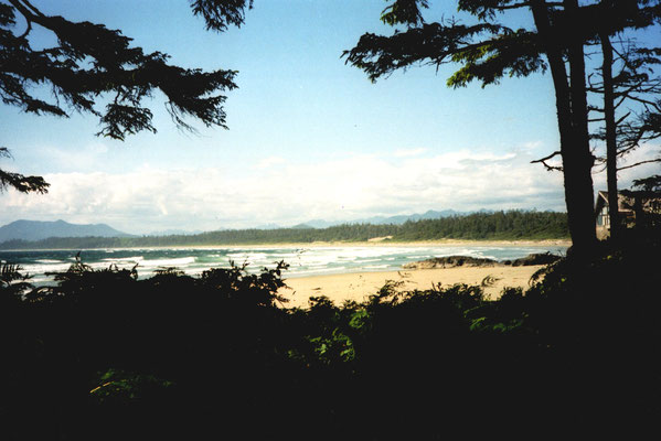 Long Beach, Ucluelet, Vancouver Island (BC, Canada)