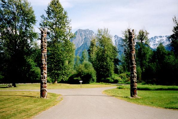 'Ksan, Hazelton (BC, Canada)