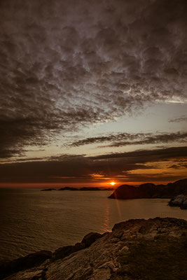 Sunset Lindesnes