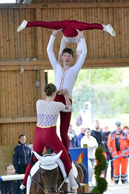 Veröffentlicht mit freundlicher Genehmigung von vaulting-photos.de.