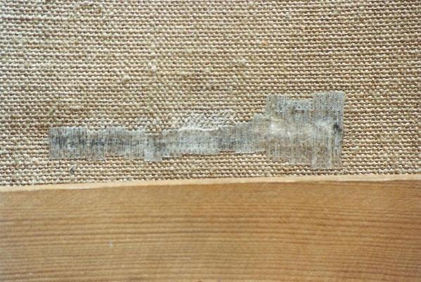 Tratamiento del soporte textil. Estado final.