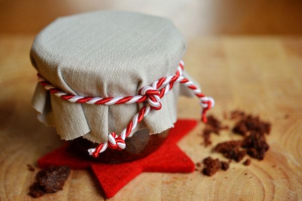 Kuchen im Glas, Hochzeit, Give Away