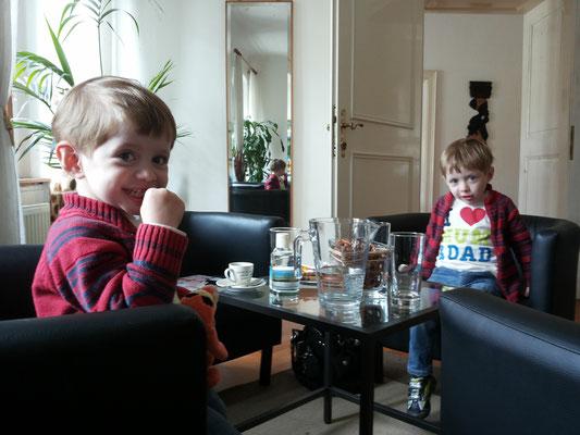 Kleine Gäste