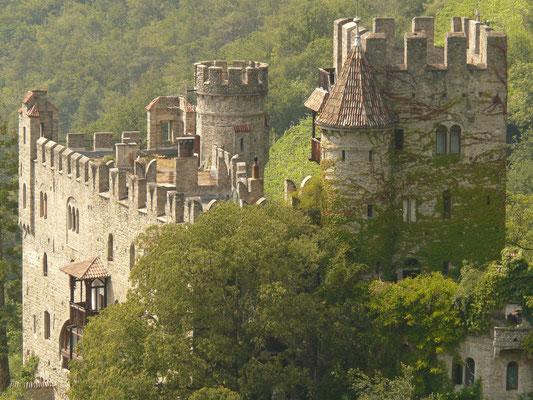 Heiraten auf einer Burg