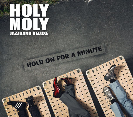 Cover CD Hold On For A Minute