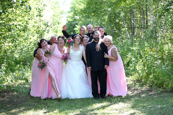 Maids of Honor & Groomsmen