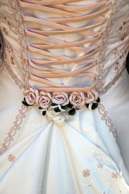 BOHO-Hochzeitstkleid