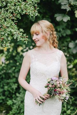 BOHO-Braut - Hochzeitstrend