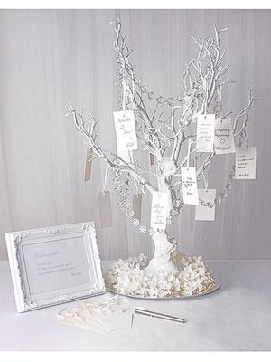 Hochzeitsbaumanhänger