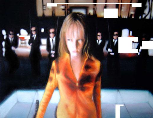 <b>Pulp 2</b><br />2004<br />Acryl auf Baumwolle<br />163 x 125 cm