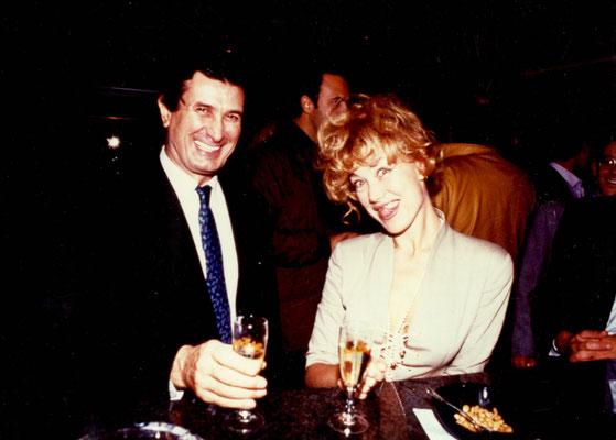 Armando Casodi con Nancy Brilli
