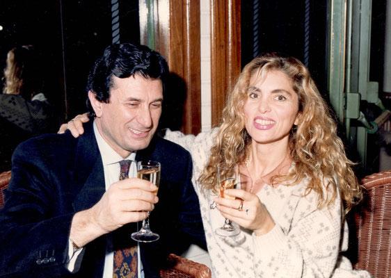 Armando Casodi con Eleonora Vallone