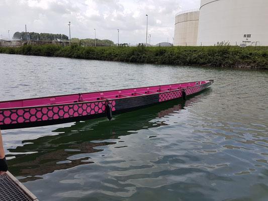 Unser neues Boot 08/2020