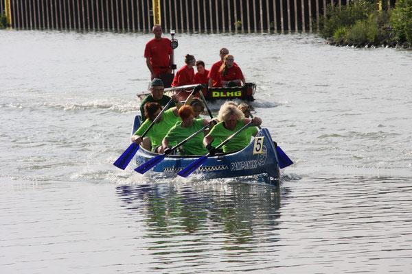 KSC Regatta - Elefantenbootrennen 2016