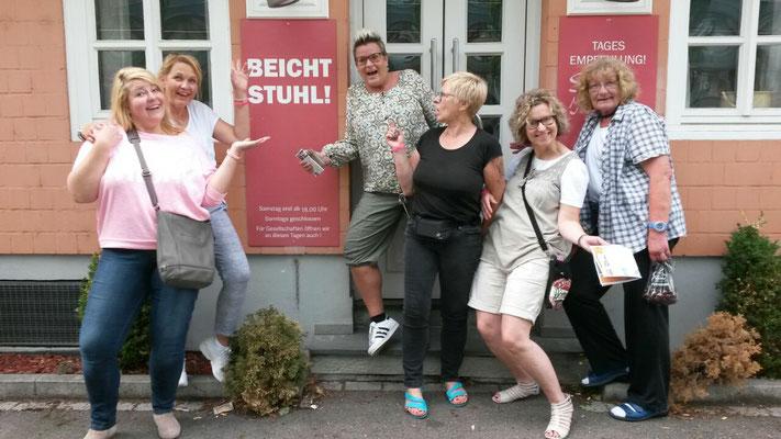 Wanderfahrt Heilbronn - 07/2017