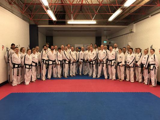 ITF Taekwondo Berlin - Senior Seminar London