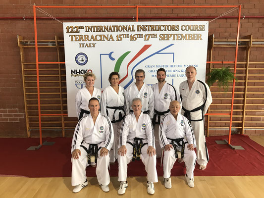 ITF Taekwon-Do Berlin - IIC Terracina
