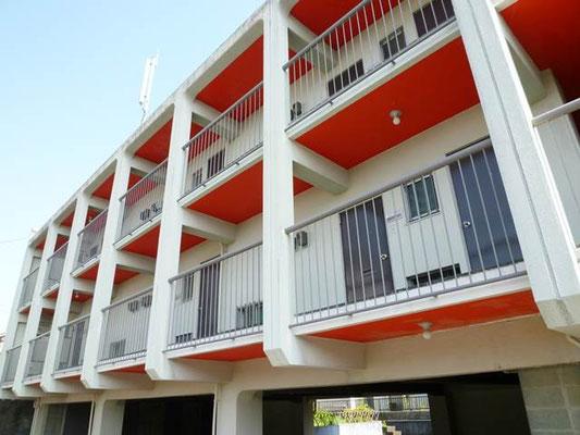 鉄筋コンクリート造の賃貸マンション