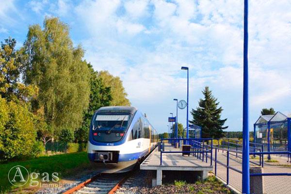 Bahn (2) Wensickendorf