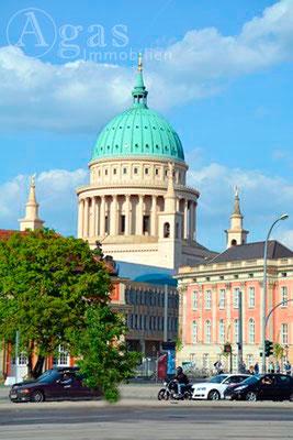Immobilienmakler Potsdam - Kuppel der St. Nikolaikirche