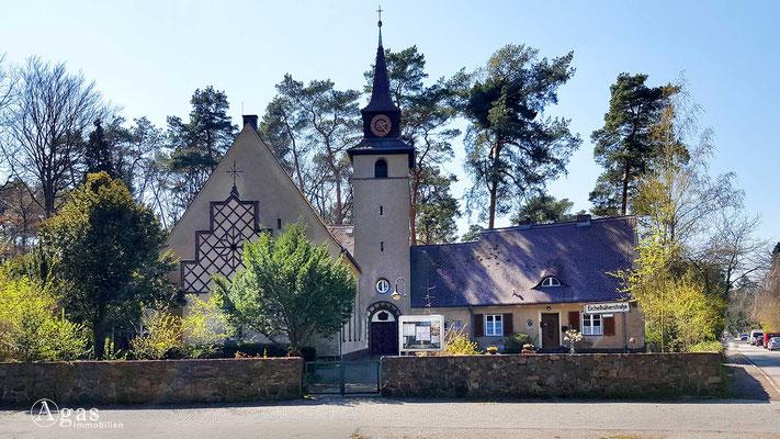 Immobilienmakler Konradshöhe - Ev. Kirche Konradshöhe-Tegelort