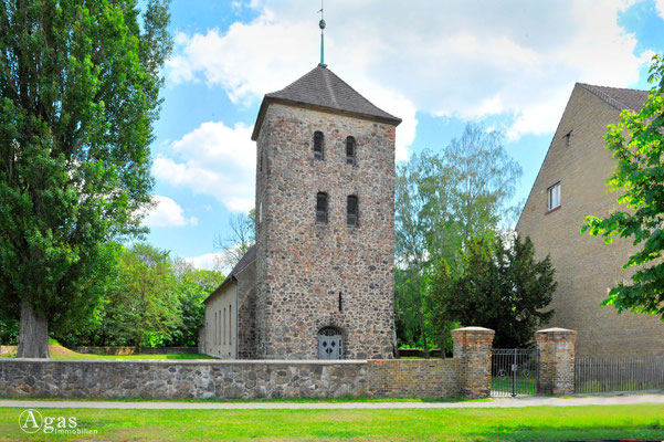 Rüdersdorf - Hoffnungskirche Alt-Rüdersdorf (1)