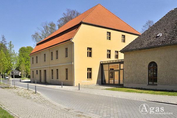Mühlenbeck - Mönchmühle an der Mönchmühlenallee