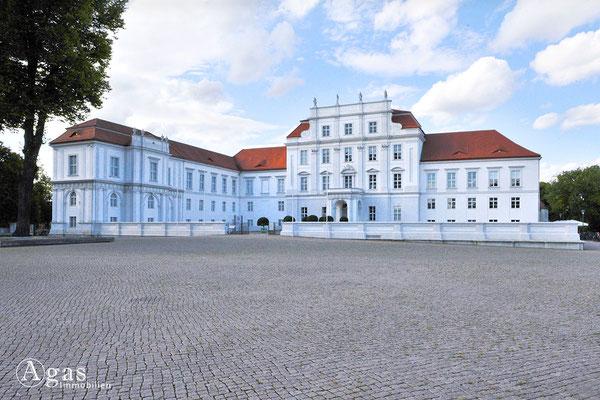 Immobilienmakler Oranienburg - Schloss Oranienburg - Schloßplatz