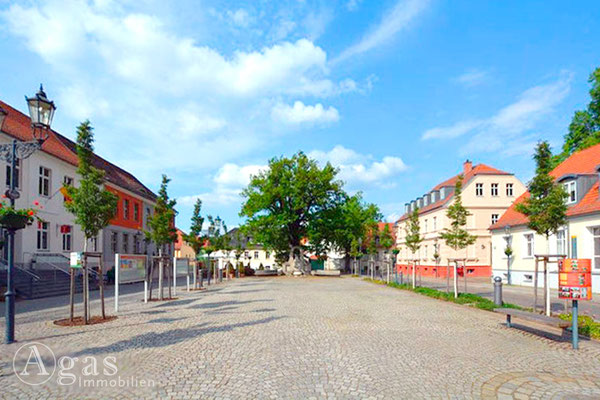 Immobilienmakler Teltow - Am Marktplatz