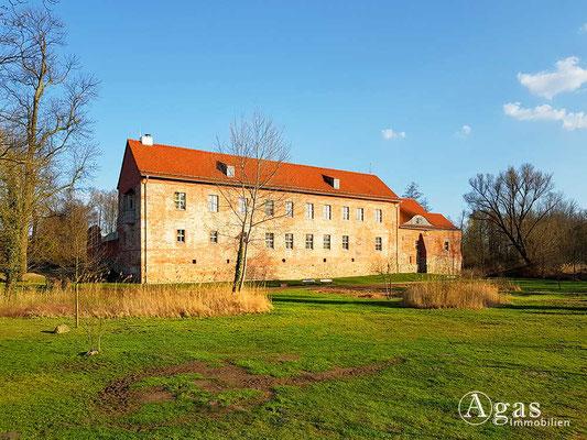 Makler Storkow - Die Burg Storkow