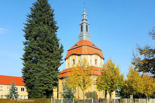 Naturparkstadt Biesenthal - Die kath. Kirche St. Marien