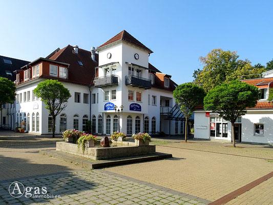 Makler Petershagen/Eggersdorf - Bibliothek & Standesamt