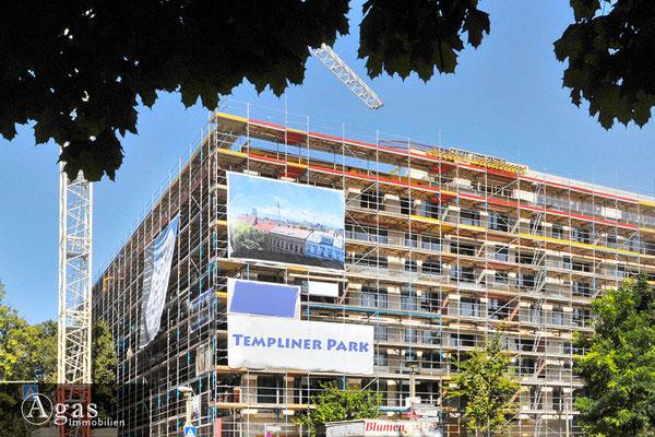 Templiner Park - Baustellenimpression vom Neubau (3)