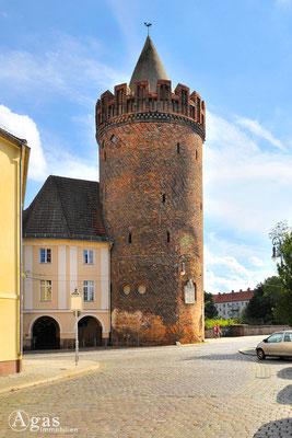 Immobilienmakler Brandenburg (Havel) - Steintorturm in der Neustadt