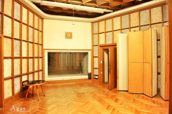 Berlin-Oberschöneweide - Funkhaus Nalepastraße, Aufnahmestudio (1)