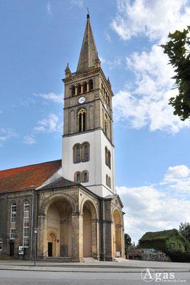 Immobilienmakler Oranienburg - Ev. St. Nicolai Kirche Oranienburg