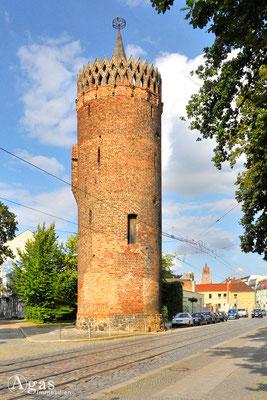 Brandenburg (Havel) - Der Plauer Torturm
