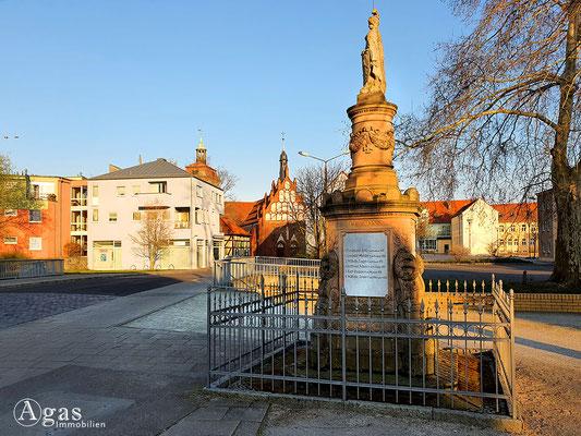 Immobilienmakler Luckenwalde - Denkmal