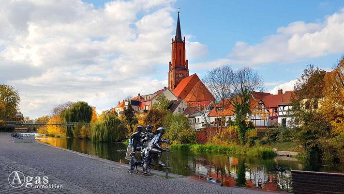 Immobilien Brandenburg - Rathenow