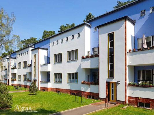 Onkel Toms Hütte - Architektur von Buno  Taut, Hugo Häring und Otto Rudolf Salvisberg
